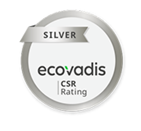 Ecovadis silver logo