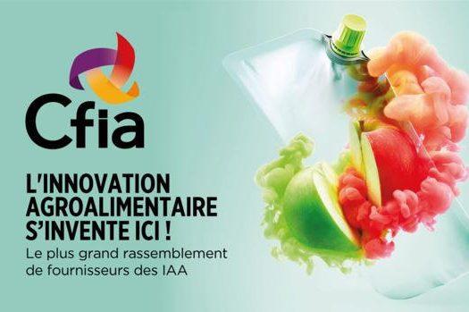 Salon CFIA - l'innovation alimentaire s'invente ici
